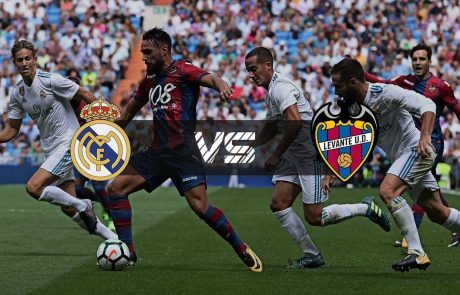ריאל מדריד – לבנטה – ליגה ספרדית